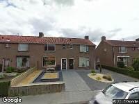 Ambulance naar Zijlstraweg in Numansdorp
