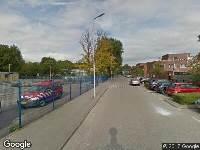 112 melding Ambulance naar Sommelsdijkstraat in Rotterdam