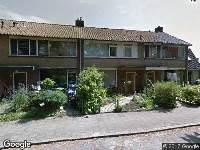 Ambulance naar Saturnusstraat in Alphen aan den Rijn