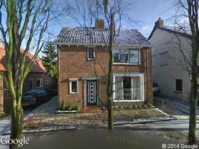 Ambulance naar Molenstraat in Hedel
