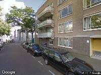 Brandweer naar Martin Vlaarkade in Amsterdam