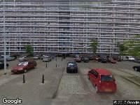 112 melding Ambulance naar Albert Camusplaats in Rotterdam