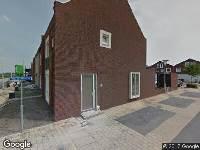 Brandweer naar Westhoffstraat in Zwolle