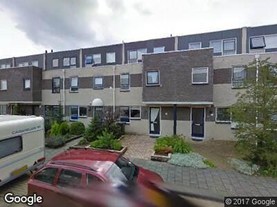 Brandweer naar Kortenhorststraat in Zwolle