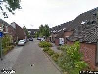 112 melding Ambulance naar Walnotendreef in Vlaardingen