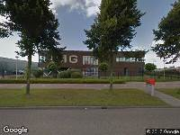Brandweer en politie naar Nijverheidsweg in Etten-Leur