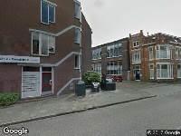 Brandweer naar Wijbrand de Geeststraat in Leeuwarden