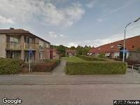 112 melding Besteld ambulance vervoer naar Akelei in Dirksland