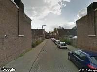 112 melding Besteld ambulance vervoer naar Dinteloordstraat in Rotterdam