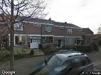 Ambulance naar Flevostraat in Purmerend