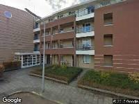 Ambulance naar Gerberastraat in Katwijk
