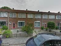 Ambulance naar Schoolstraat in Zwijndrecht