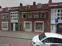 Brandweer en politie naar Mgr. Nolensplein in Breda