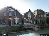 Ambulance naar Stationsstraat in Maasland