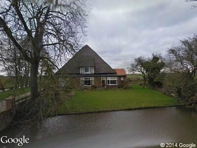 Ambulance naar Baarsdorpermeer in Zuidermeer