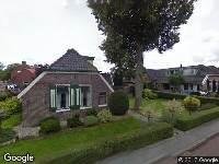 Brandweer naar Westenholterweg in Zwolle