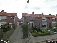 Ambulance naar Vermeerstraat in Hazerswoude-Dorp