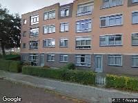 Ambulance naar Zoutmanstraat in Dordrecht