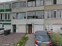 Ambulance naar Kreutzerstraat in Tilburg