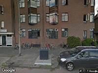 Brandweer naar Oosterkade in Leeuwarden