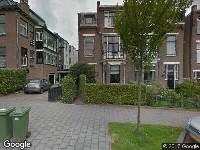 Ambulance naar Burgemeester Weertsstraat in Arnhem