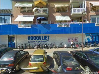 Ambulance naar Molenstraat in Monster