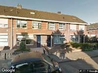 Ambulance naar Tarweakker in 's-Hertogenbosch