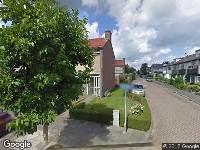 Brandweer naar Salviaweg in Zwolle
