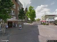 Ambulance naar Hoofdstraat in Best
