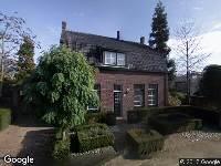 Brandweer naar Luuschweg in Venlo