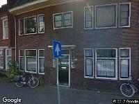 Brandweer naar Zuiderkerkstraat in Zwolle