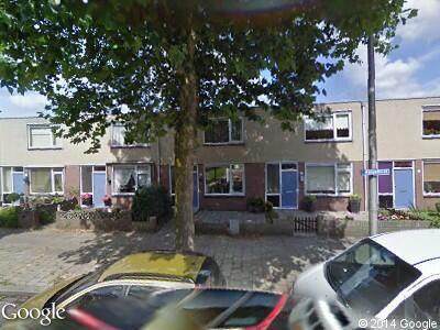 Ambulance naar Wolgadreef in Utrecht