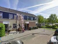 Ambulance naar Heidezoom in Papendrecht