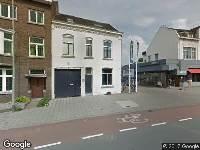 Politie naar Scharnerweg in Maastricht