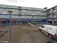 Ambulance naar Van Oldenbarneveltplein in Dordrecht