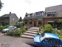 Brandweer naar Oude Almeloseweg in Zwolle