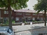 Politie naar Bennekelstraat in Eindhoven