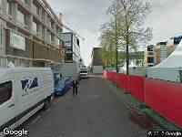 Brandweer naar Markt in Arnhem