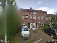 Brandweer naar Hertogstraat in Heerlen