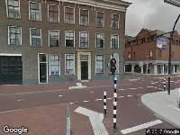 Politie naar Harm Smeengekade in Zwolle