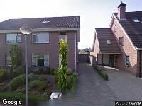112 melding Ambulance naar Jasmijnstraat in Opheusden