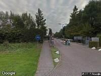 Ambulance naar Vinkenkade in Vinkeveen
