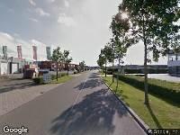 Brandweer naar Paxtonstraat in Zwolle