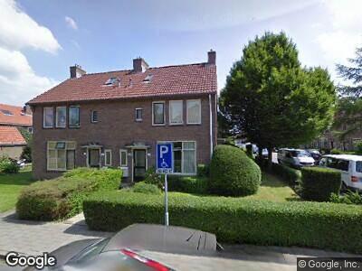Brandweer naar Anemoonstraat in Zwolle
