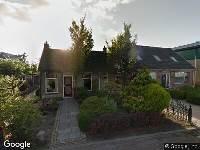 Brandweer naar Jeltewei in Hommerts