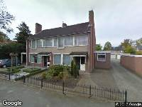 Ambulance naar Pastoor van Geldropstraat in Schijndel