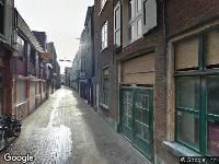 Ambulance naar Varkensstraat in Arnhem