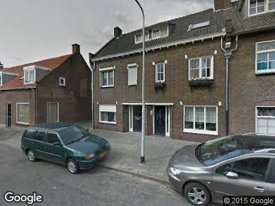 Ambulance naar Hasseltstraat in Tilburg