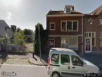 Ambulance naar Spoorlaan in Oisterwijk