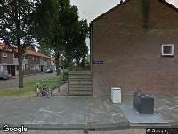 Brandweer naar Marsmanstraat in Amsterdam